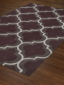 Dalyn Infinity IF-3 Plum Rug